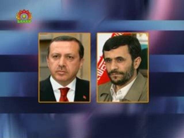Davos: Ahmadinejad salue le geste d'Erdogan