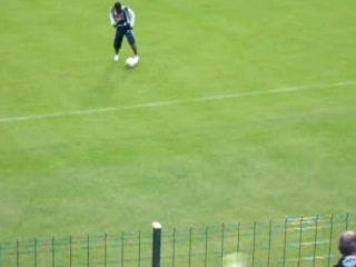 Tours FC - avant le match