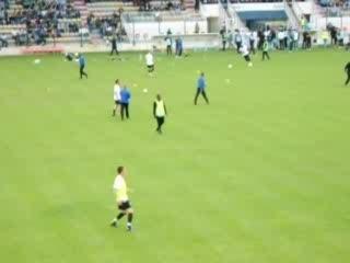 Tours FC - entraînement