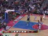 NBA Cavaliers vs. Pistons February 1, 2009