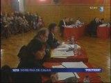 Conseil municipal Hénin-Beaumont