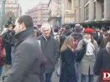 Freezing des enseignants et étudiants à Strasbourg