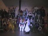 video Transformers & Saint Seiya
