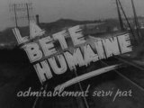 TRAILER LA BETE HUMAINE RENOIR GABIN CARETTE FILM 1938 CLIP
