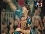 Lionel Messi : ses débuts au FC Barcelone