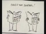 Charb, Tignous, Gros dessinent pour la liberté de la presse