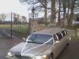 Limos Dublin Ireland AKP Chauffeur Drive (KPCD Dublin)  Dublin Limo Hire - Wedding Limos
