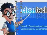 Compress and Decompress Files with 7-zip file archiver
