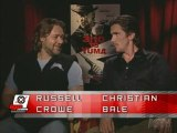 3:10 to Yuma / Interview : Christian Bale & Russell Crowe #6