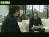 Actu24 - Interview de Rudy Aernoudt