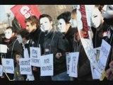 Manifestation du 29 janvier 2009 à Lyon