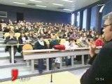 Nantes : Soutien des étudiants aux enseignants chercheurs