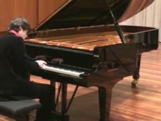 1/2 Finale de Piano - Candidat N° 18 -  03 / 02 à 18 H 32
