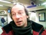 Les enseignants-chercheurs à la gare de Lyon
