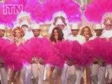 Brit Awards 2009 see Duffy's speech & Girls Aloud perform