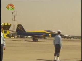 L'Iran construit de nouveaux avions de combat