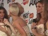 Girls Aloud at The BRIT Awards