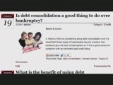 Consolidation loans and debt consolidation finance