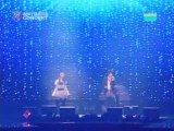 07.11.29 Concert (Xiah Junsu & BoA - A Whole New World)
