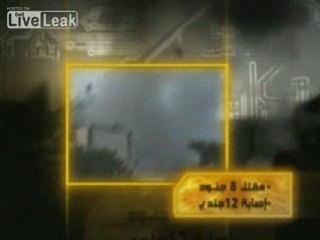 Compilation des operations d'Al Qassam contre IDF á Gaza