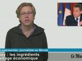 Sarkozy : les ingrédients d'un virage économique