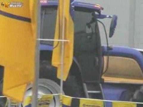 New Holland : NH2, le tracteur à hydrogène (2009)