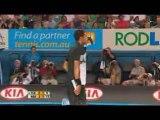 Tsonga-Nadal Open d'Australie 2008