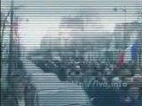 Manifestation, Attentats en islam