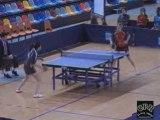 Tennis de table - Pro B Dames - ORTT/Mirande - 3 février 09