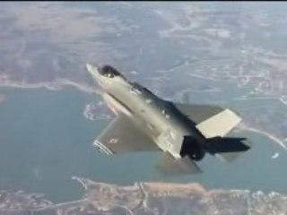 F-35 Lightning II First Flight Lockheed Martin