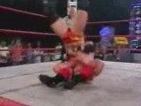 TNA - Finisher - Petey Williams - Canadian Destroyer