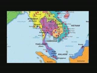 Présentation de la Thaïlande