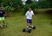 001-Rain&KartBoard