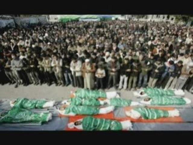 Hommage à la Résistance Palestinienne