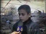 Gaza, j'ai tout perdu, mère, frères, cousins. Tout