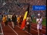 Munich Olympics 1972 Parade of Nations (Part 1)