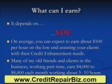 Hot Buisness - A Credit Repair Home Based Buisness