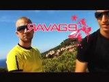 Clip de RAVAGE Feat Kazodah & Quentiño - Dans L'Ame