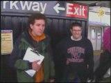 Мировой рекорд: объехать все метро Нью-Йорка