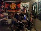 in too deep sum 41 drum cover