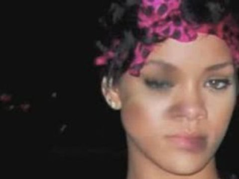 RIHANNA PUNCHED... CLICK TO SEE