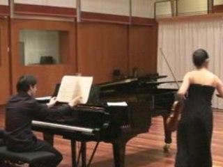 finaliste violon concours vibrarte