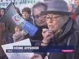 FR3-Marseille-Contre l'enfermement des étrangers