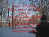Mesures micro-ondes antennes cell. Montréal et Terrebonne