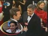 George Clooney-  Turk Dizi ve Ismail Yk. Beyaz Show