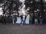 SGDF Scouts et guides de France camp chants Choregraphie