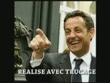 Allocution de Nicolas Sarkozy remixée : attention, trucage !