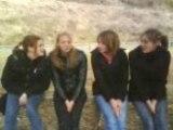 les filles chantent
