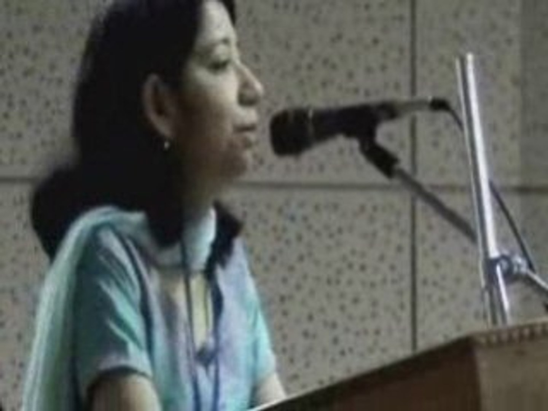 Social Entrepreneurship - Sushmita Ghosh, Ashoka