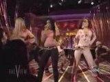 Destiny's Child - Lose My Breath - Live @ The View